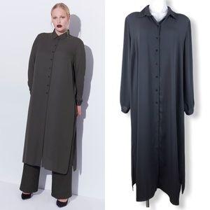 Elvi Hayley Hasselhoff Long Tunic Blouse Plus 16